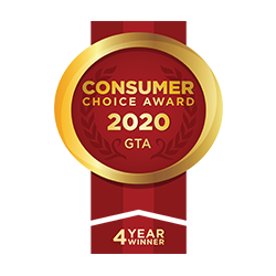 Consumer Choice Award 2020 Badge